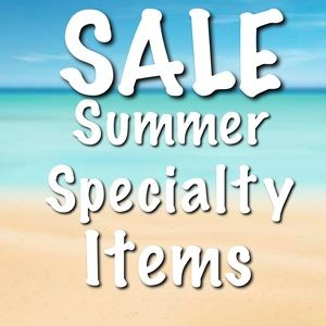 Other - Summer specialty items marked down